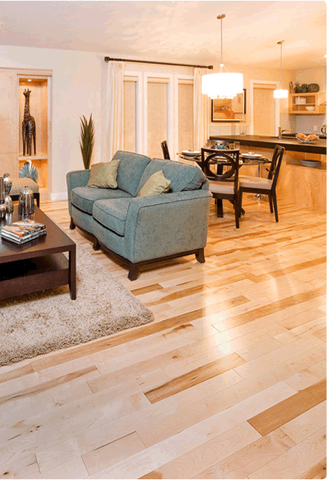 Hardwood from our flooring stores in Lethbridge